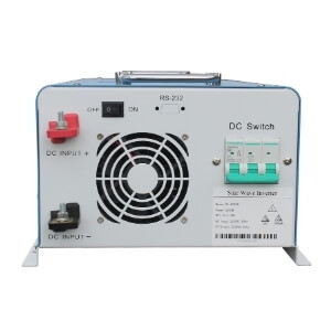 Why should we have DC breaker/ DC switch in the power inverter?