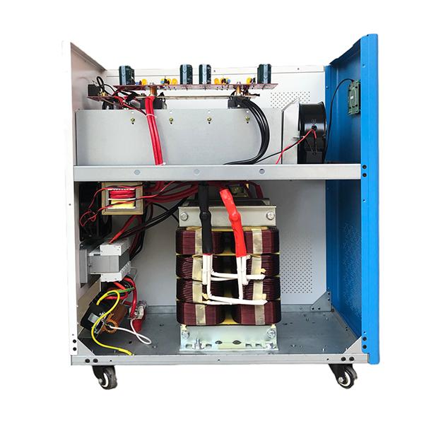 12KW power inverter 96VDC/192VDC single phase