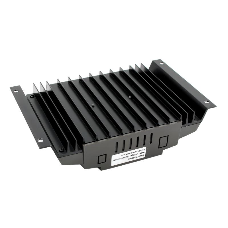 PWM solar charge controller with USB output 50A 60A 80A 12V 24V 36V 48V auto