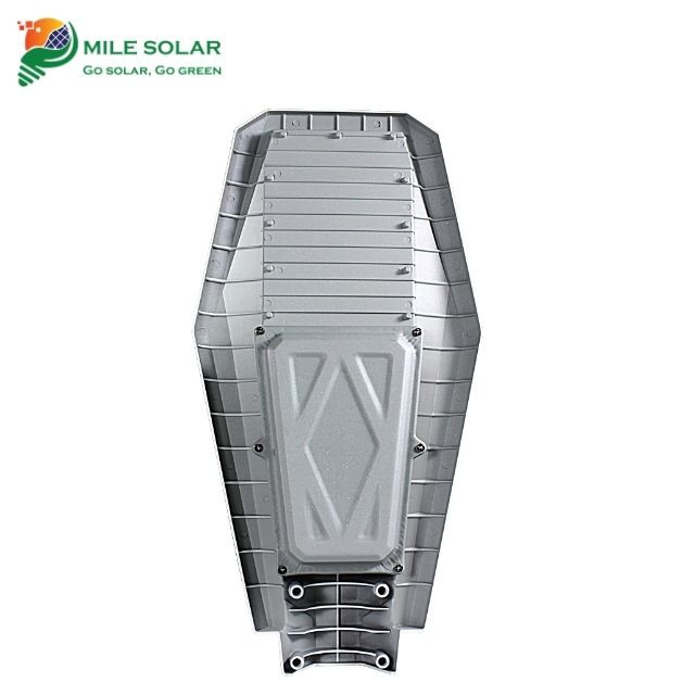 400W model LED solar street light outdoor with remote control