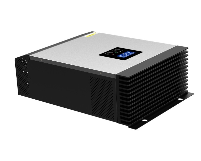 3KW 3KVA off-grid solar hybrid inverter with MPPT controller