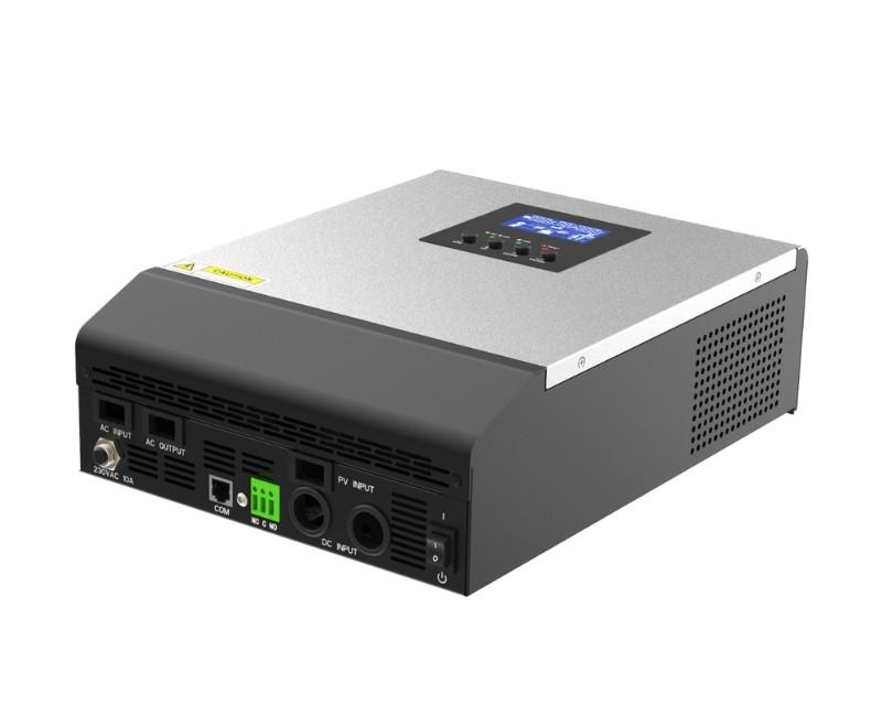 1KW 1KVA 24V solar hybrid inverter with MPPT solar controller for off-grid solar system