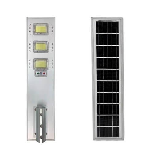 Aluminum material solar street light