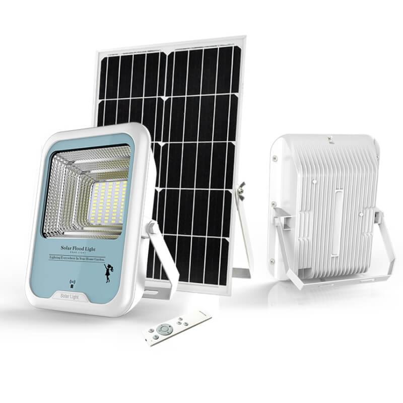 solar flood light 60W 100W 200W