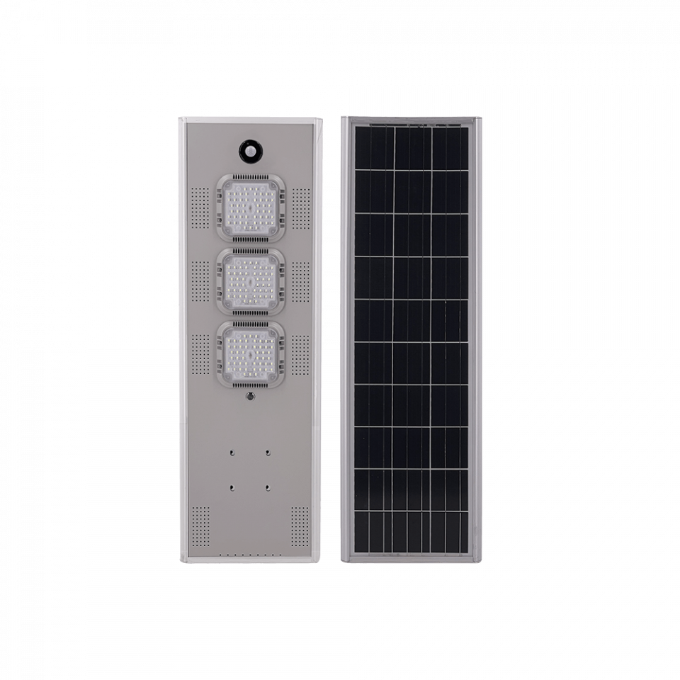Integrated solar light 40W 60W