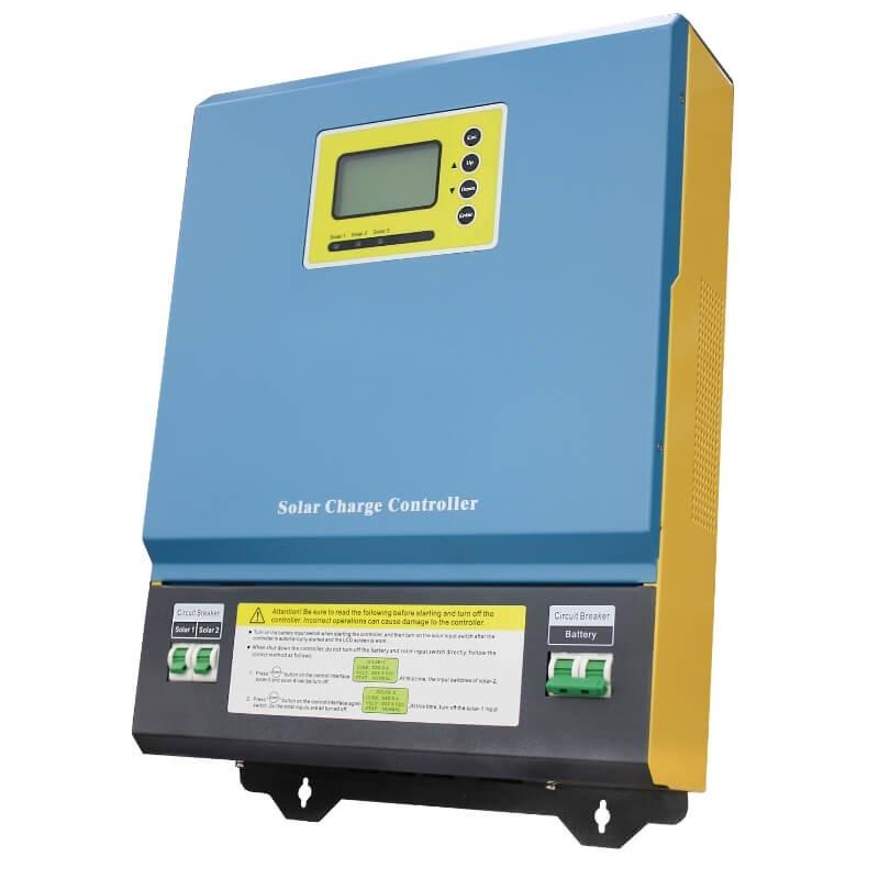 High voltage solar charge controller 96V 192V 384V 50A 60A 80A 100A